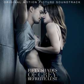 Filmmusik: Fifty Shades Of Grey 3: Befreite Lust (OST), CD