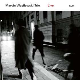 Marcin Wasilewski (geb. 1975): Live, CD