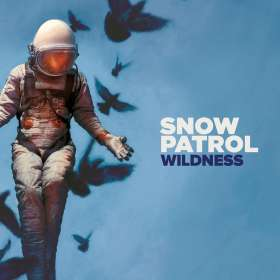 Snow Patrol: Wildness (Hardcover-Book), CD