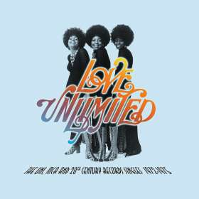 Love Unlimited: The Uni, MCA & 20th Century Records Singles 1972 - 1975, CD