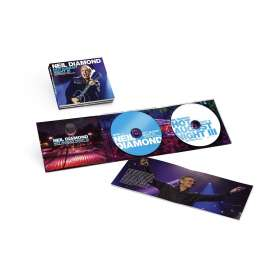 Neil Diamond: Hot August Night III, 2 CDs