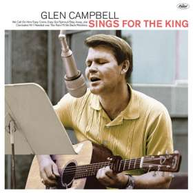Glen Campbell: Sings For The King, CD