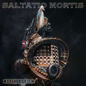 Saltatio Mortis: Brot und Spiele, CD