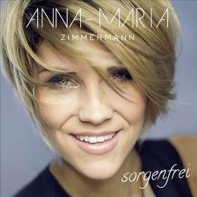 Anna-Maria Zimmermann: Sorgenfrei, CD