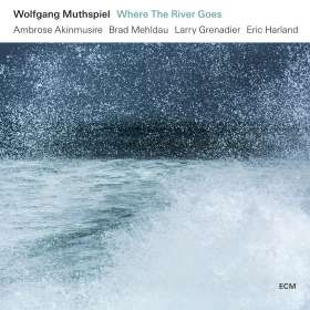 Wolfgang Muthspiel (geb. 1965): Where The River Goes, CD