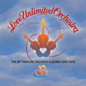 Love Unlimited Orchestra: The 20th Century Records Albums (1973-1979), 7 CDs