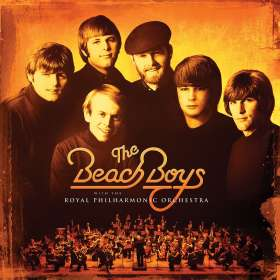 The Beach Boys: The Beach Boys & The Royal Philharmonic Orchestra, CD