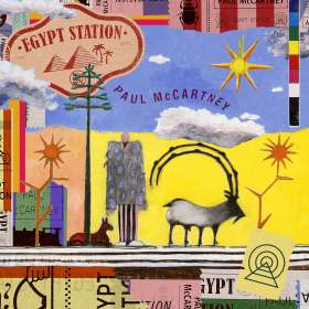Paul McCartney (geb. 1942): Egypt Station, 2 LPs