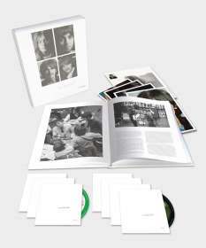 The Beatles: The Beatles (White Album) (Limited-Super-Deluxe-Edition), 6 CDs