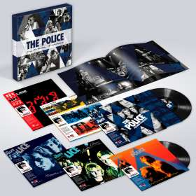 The Police: Every Move You Make: The Studio Recordings (180g) (Half Speed Mastering) (Limited-Edition), 6 LPs