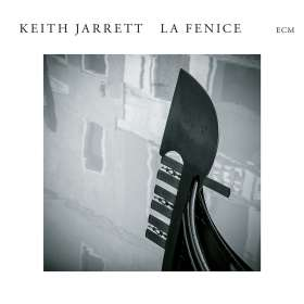 Keith Jarrett (geb. 1945): La Fenice, 2 CDs