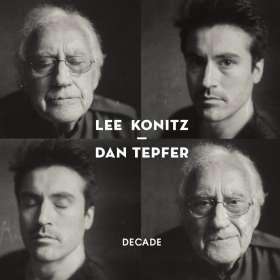 Lee Konitz & Dan Tepfer: Decade, CD