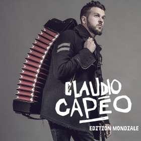 Claudio Capéo: Claudio Capeo, CD