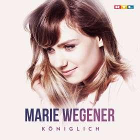 Marie Wegener: Königlich, CD