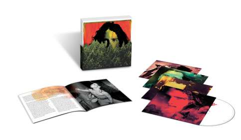 Chris Cornell (ex-Soundgarden): Chris Cornell (Limited-Deluxe-Edition), 4 CDs