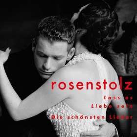 Rosenstolz: Lass es Liebe sein - die schönsten Lieder, 2 CDs