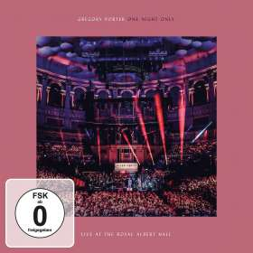 Gregory Porter (geb. 1971): One Night Only - Live At The Royal Albert Hall, CD
