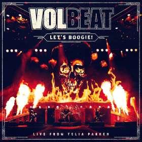 Volbeat: Let's Boogie! Live From Telia Parken, 2 CDs
