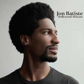 Jon Batiste: Hollywood Africans, CD