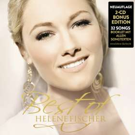 Helene Fischer: Best Of (Bonus Edition), 2 CDs
