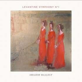Ibrahim Maalouf (geb. 1980): Levantine Sinfonie 1, CD