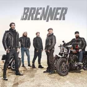 Brenner: Brenner, CD