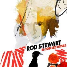 Rod Stewart: Blood Red Roses, CD