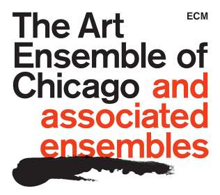 The Art Ensemble Of Chicago & Associated Ensembles: The Art Ensemble Of Chicago & Associated Ensembles, 21 CDs
