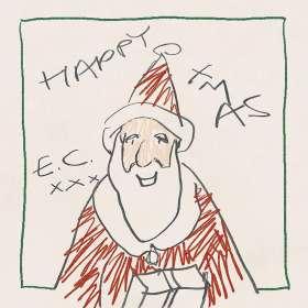 Eric Clapton: Happy Xmas, CD