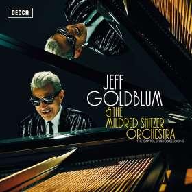 Jeff Goldblum: The Capitol Studio Sessions (180g), 2 LPs
