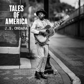 J.S. Ondara: Tales Of America, CD