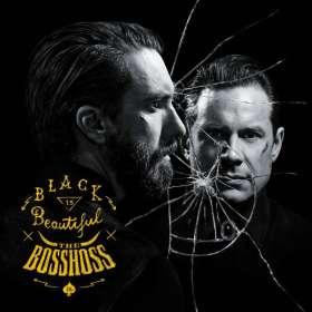 BossHoss: Black Is Beautiful, CD