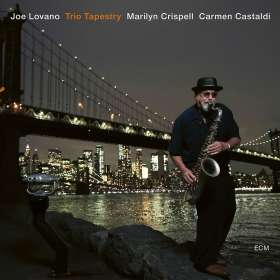 Joe Lovano (geb. 1952): Trio Tapestry, CD