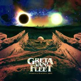 Greta Van Fleet: Anthem Of The Peaceful Army, CD