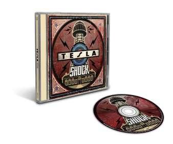 Tesla: Shock, CD