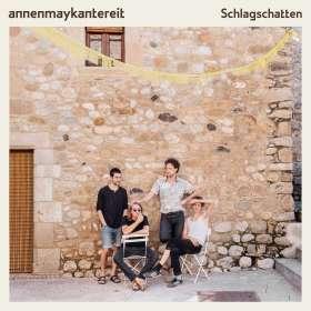 AnnenMayKantereit: Schlagschatten (180g), 2 LPs