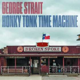 George Strait: Honky Tonk Time Machine, CD