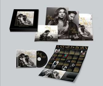 Filmmusik: A Star Is Born (Limited-Deluxe-Edition), CD