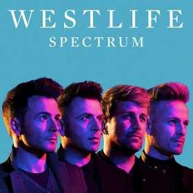 Westlife: Spectrum, CD