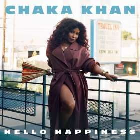 Chaka Khan: Hello Happiness, CD