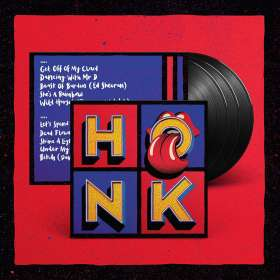 The Rolling Stones: Honk, 3 LPs