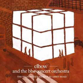 Elbow: The Seldom Seen Kid Live At Abbey Road 2009 (Half Speed Master), 2 LPs