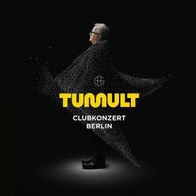 Herbert Grönemeyer: Tumult Clubkonzert Berlin, CD