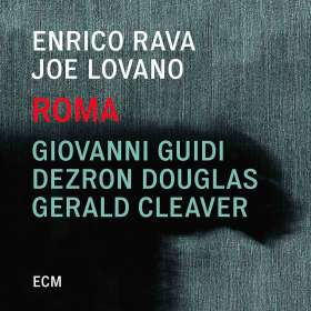 Enrico Rava & Joe Lovano: Roma, CD