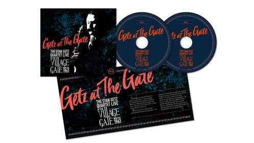 Stan Getz (1927-1991): Getz At The Gate (Live At The Village Gate 1961), 2 CDs