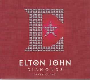 Elton John: Diamonds (Deluxe-Edition), 3 CDs