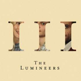 The Lumineers: III, CD