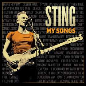 Sting (geb. 1951): My Songs (Limited-Deluxe-Edition), CD