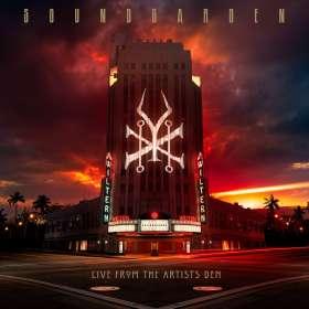 Soundgarden: Live At The Artists Den 2013, 2 CDs