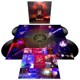 Soundgarden: Live At The Artists Den, 4 LPs